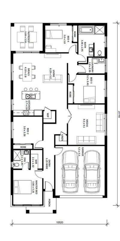 Norfolk 23 (II) Floor Plan Vertical House Design